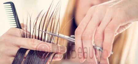 How to cut your hair extensions at home?